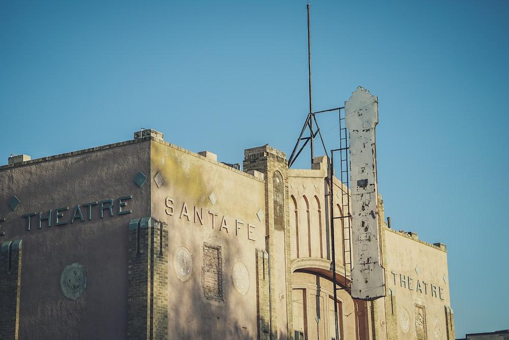 Santafe theatre bu ilding