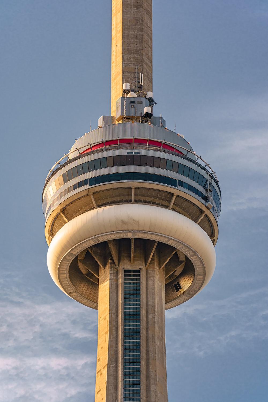 beige tower