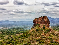 (Montags): Negombo - Sigiriya