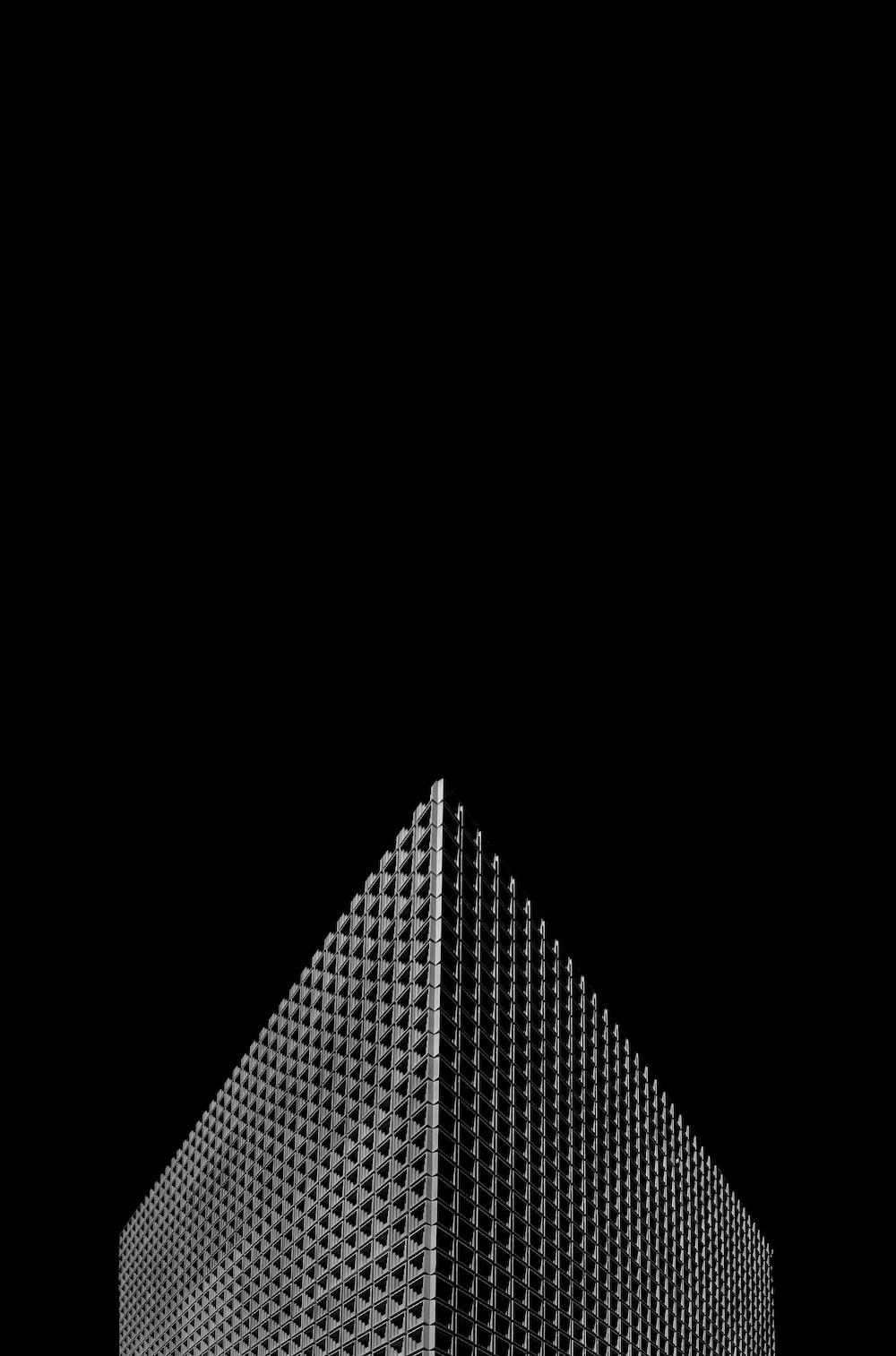 gray building photo