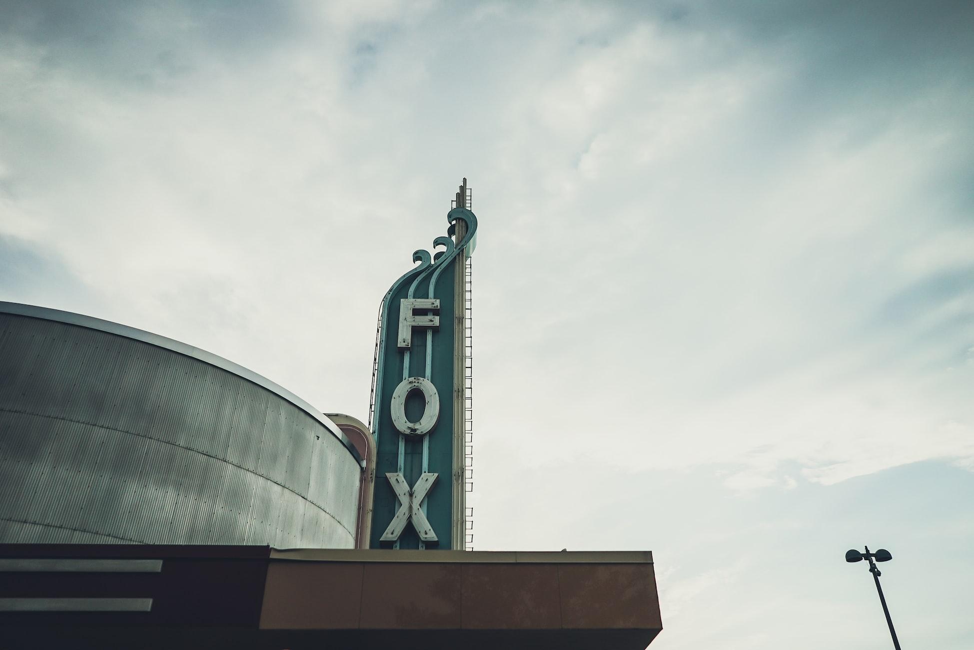 A Fox Theatre