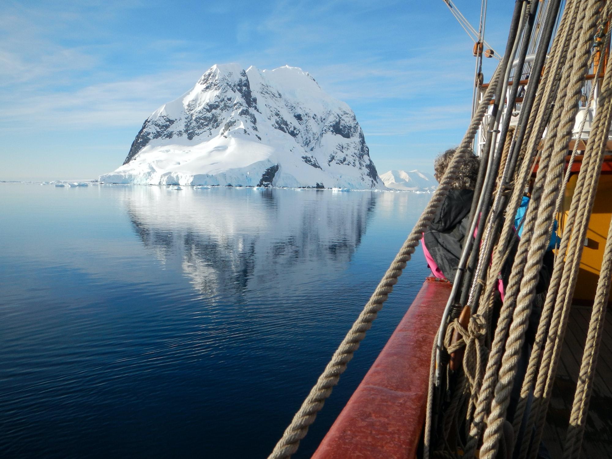 भारतीय वैज्ञानिकों का जवाब नहीं, अंटार्कटिका में नई काई खोजी, नाम रखा भारतीन्सिस