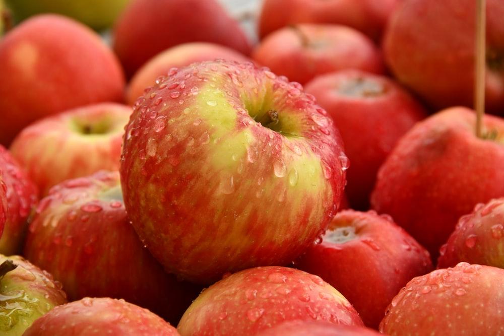 red apple fruit