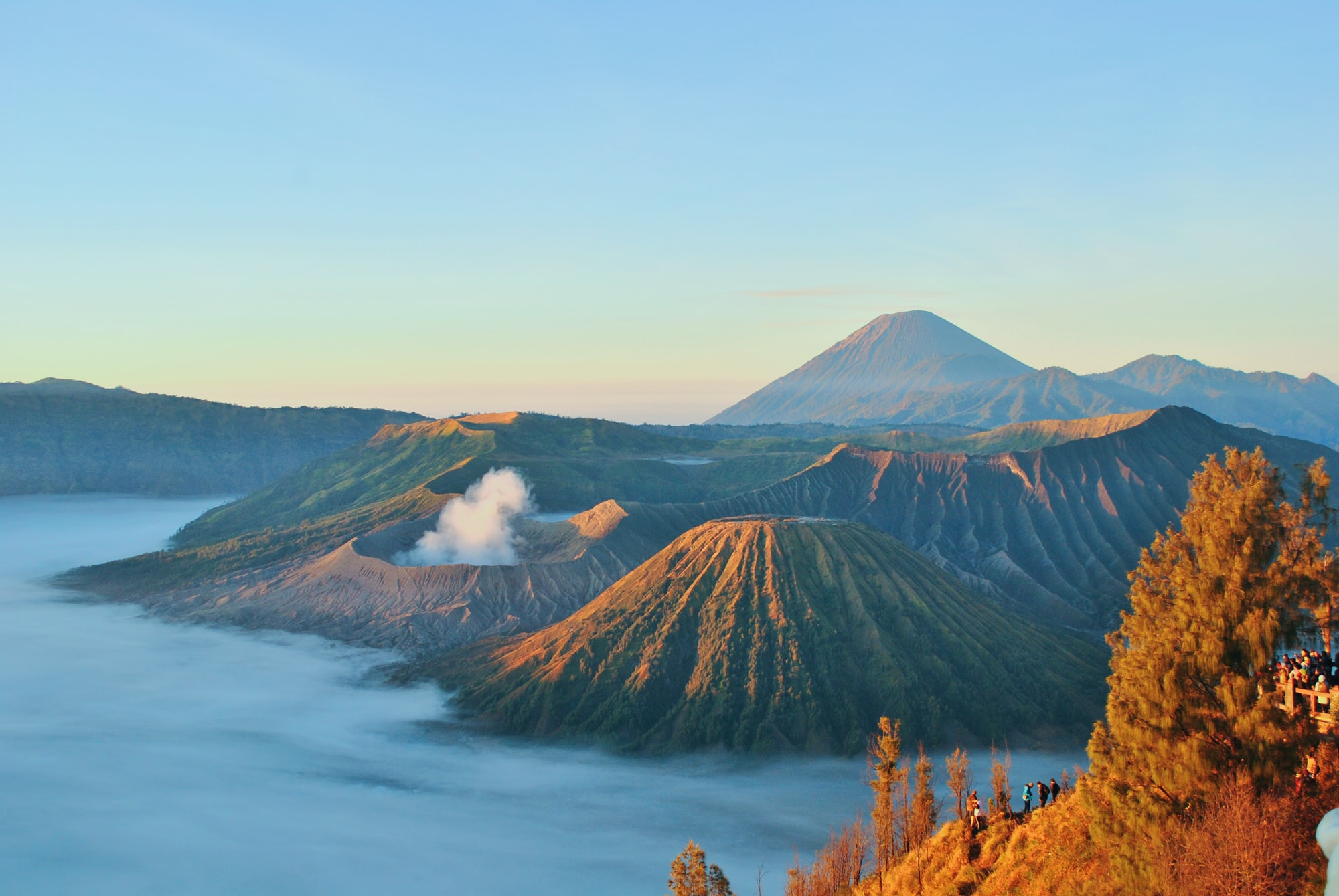 Bromo Mountain, East Java, Indonesia - Best Place To Visit In Indonesia