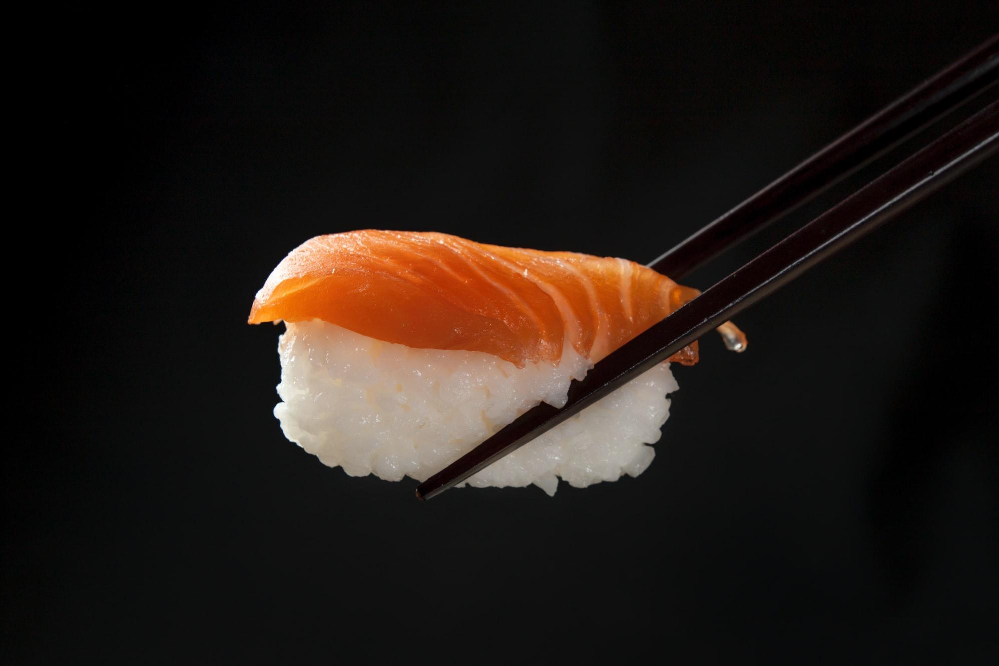 El buen Sushi a domicilio en Madrid está en Casa Sushi