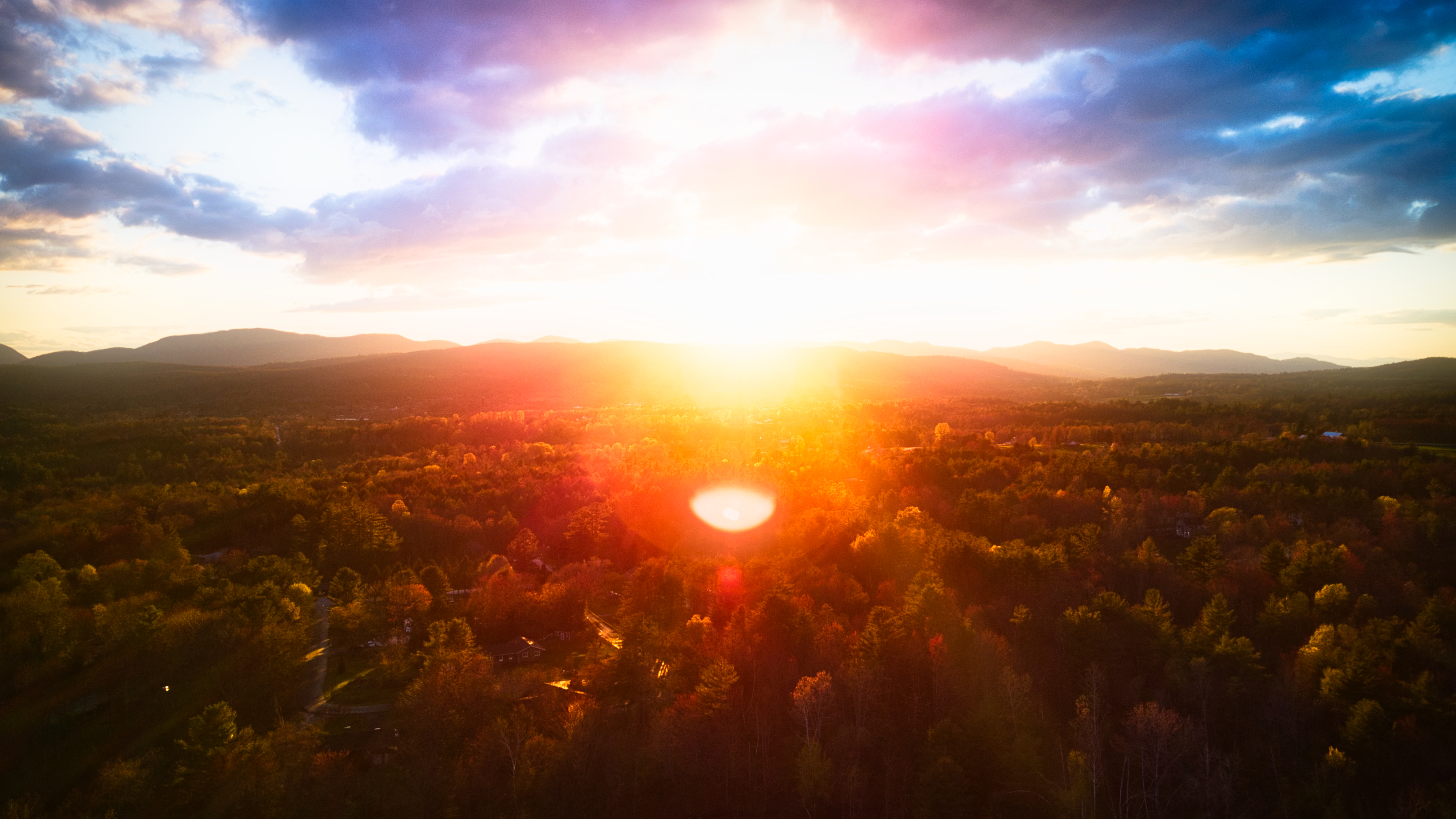 The beautiful place of #Rutland #Vermont and if you haven't visited you should during the warmer months. It's beautiful there and the outdoors were spectacular. #Drone #Mavic #Video #Photography
