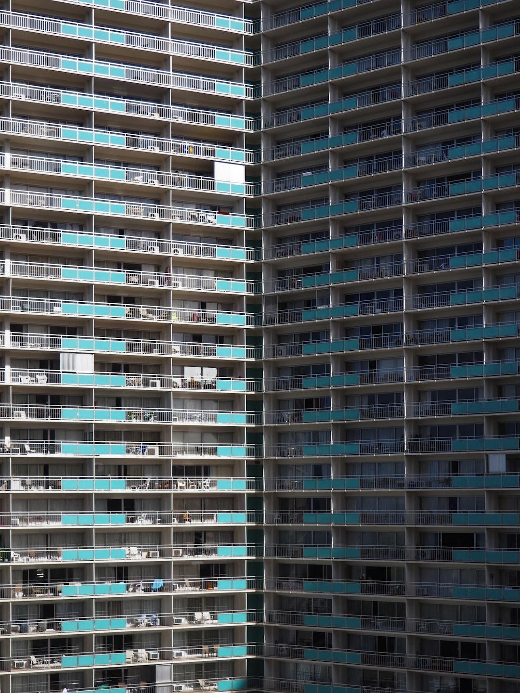 Balcony Overload // Hawaii