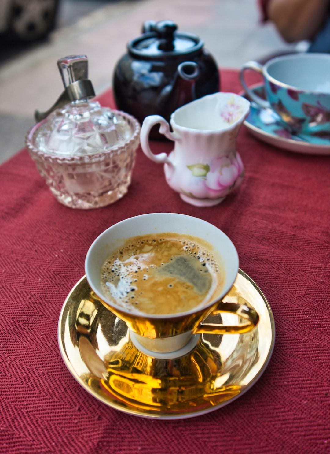 Afternoon tea in Brighton