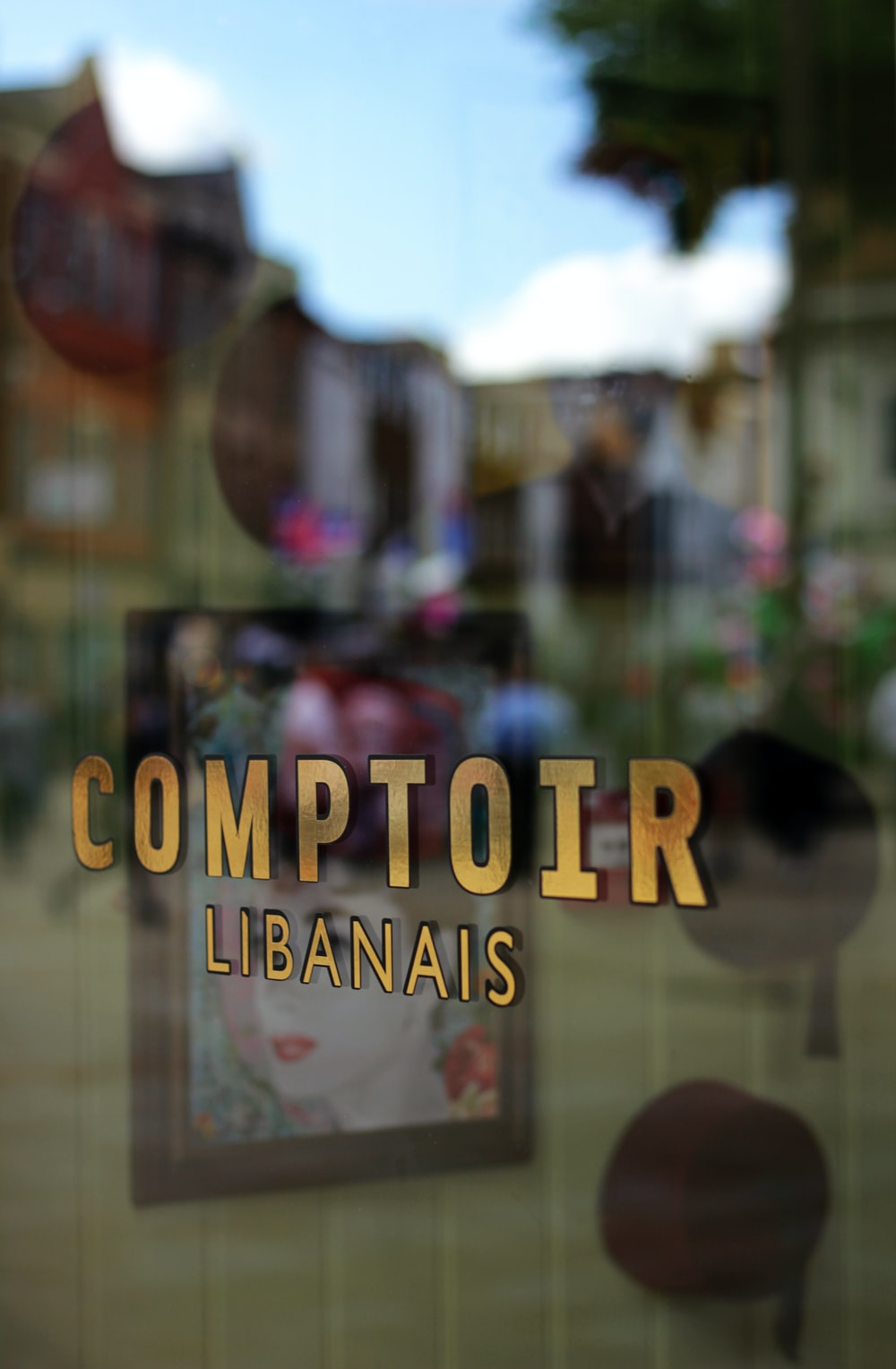 Comptoir illustration