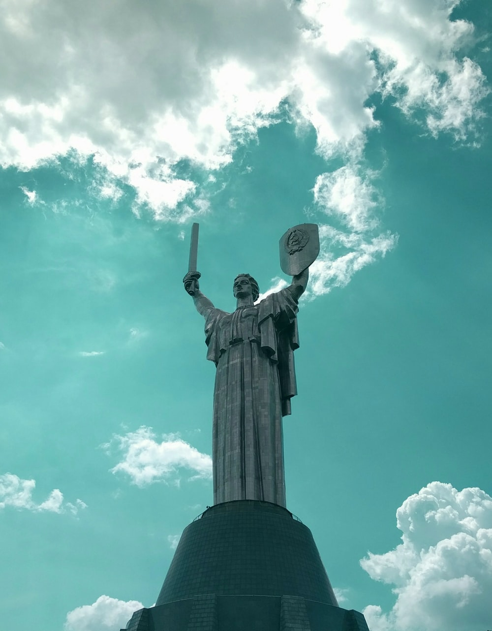 The Motherland Monument, Ukraine