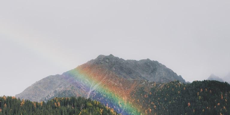 Dear Rainbow Baby