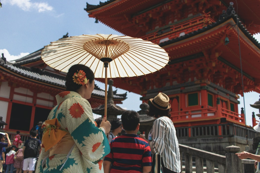 Kiyomizu Temple recommended places to visit Kyoto