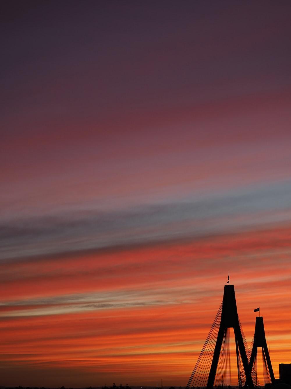 sunset photography