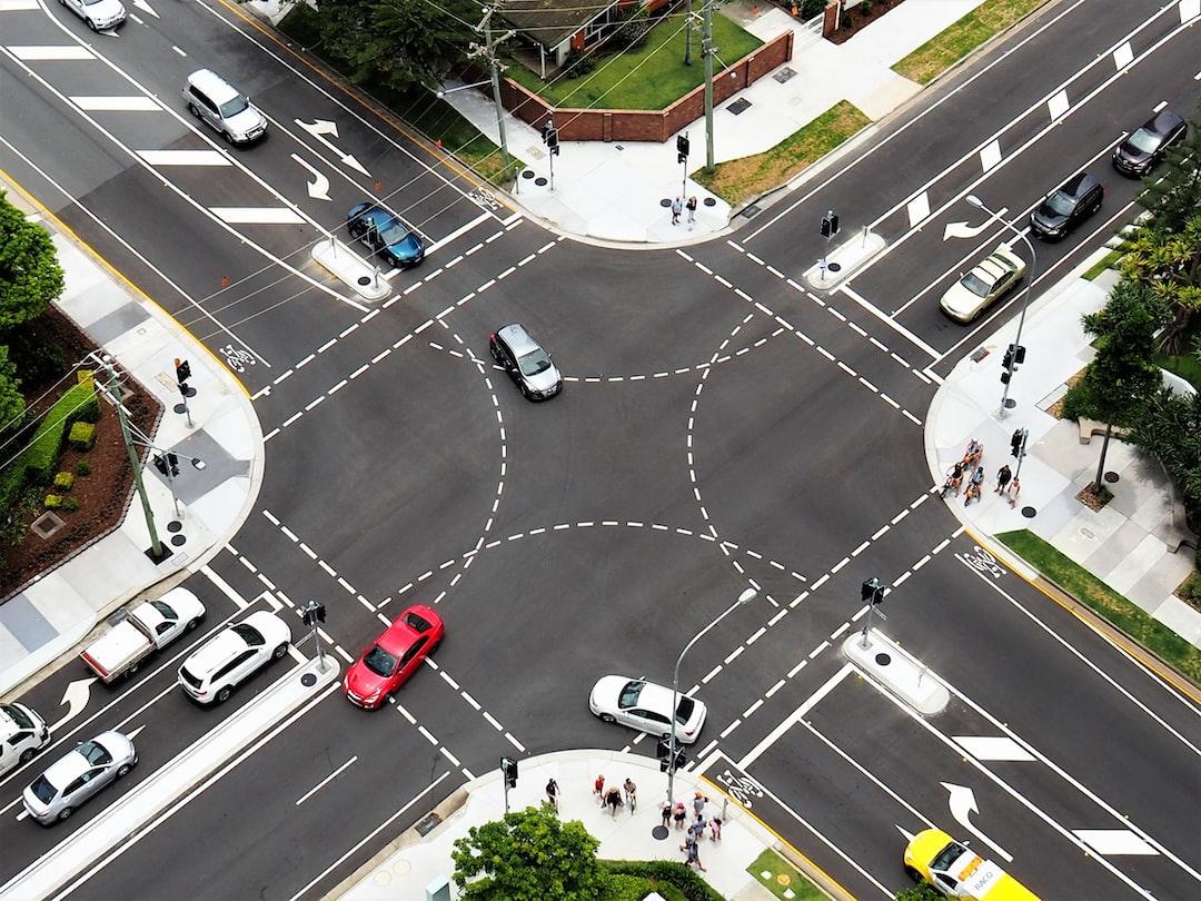 Traffic. Crossroads. Cars. Roads.