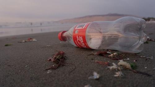 Coca-Cola Is Again The World Champion in Plastic Pollution