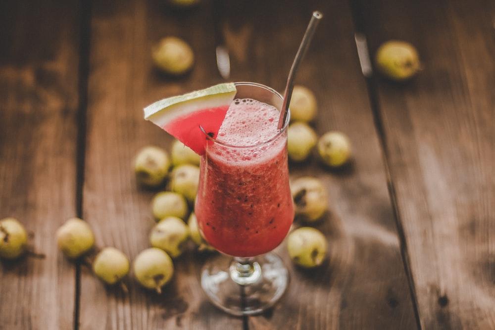 watermelon shake
