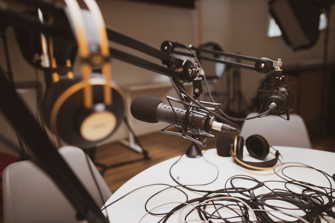 ONLINE | Industry Experts Panel - Podcasting: Storytelling through Voice
