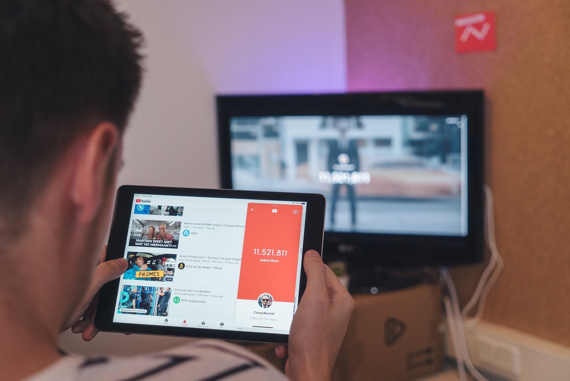 Как проанализировать конкурентов на YouTube