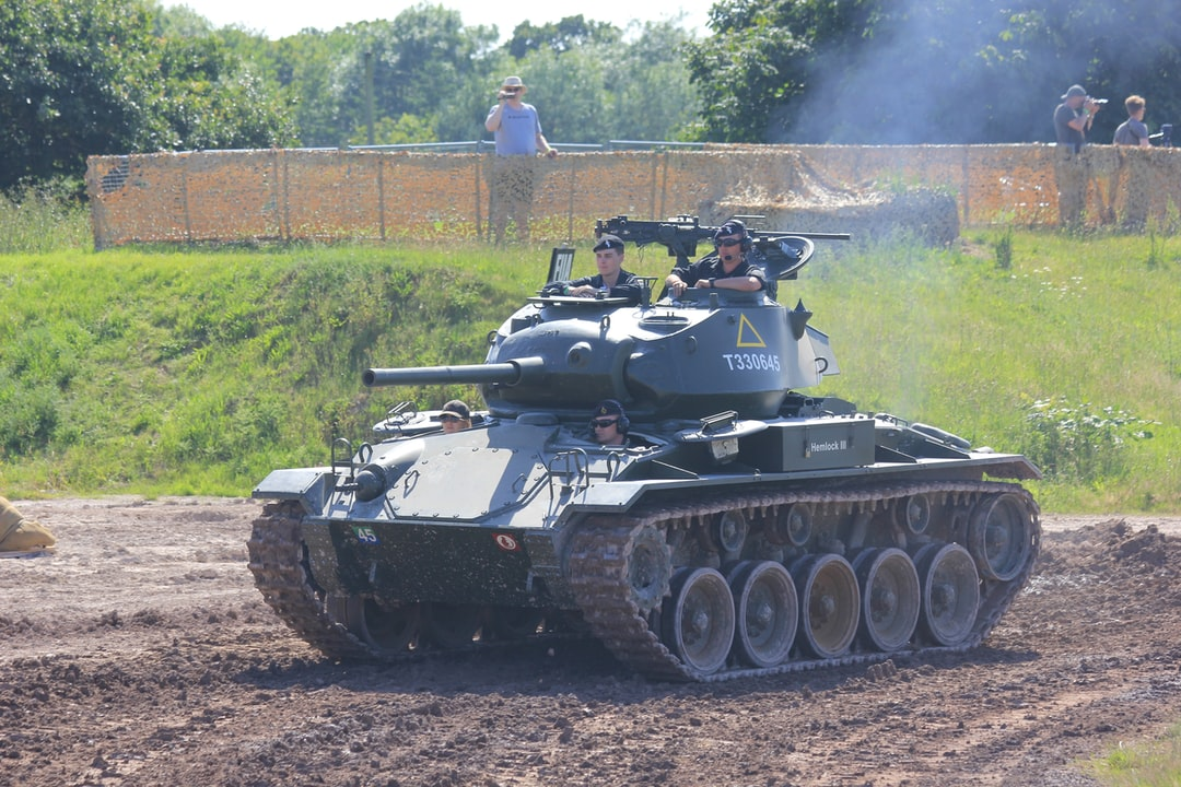 M24 Chaffee, Tank