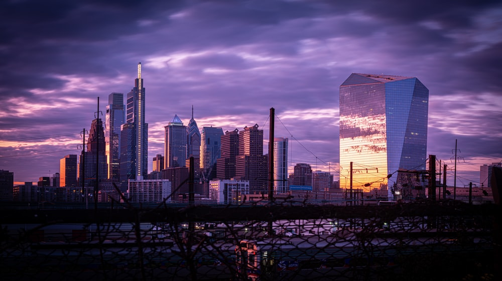 landscape photography of cityscape