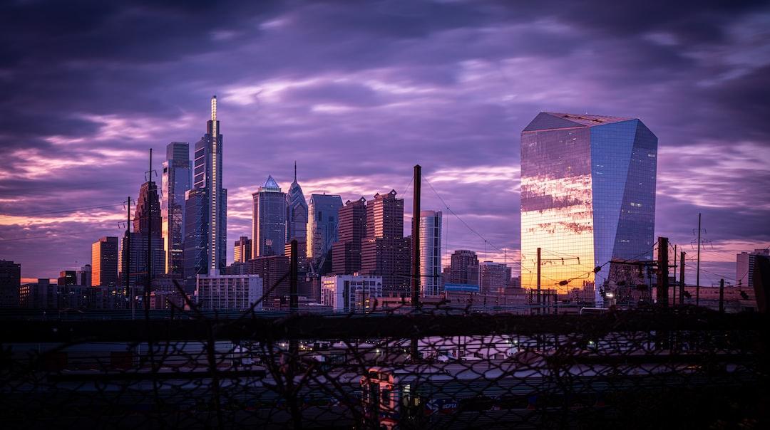 Pre sunrise Philadelphia