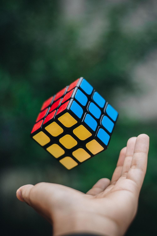3x3 Rubik's cube