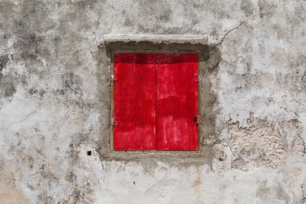 close red window