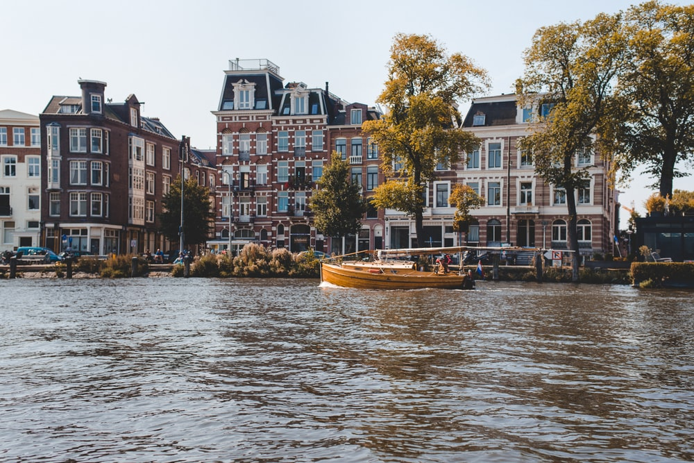 boat in body of water