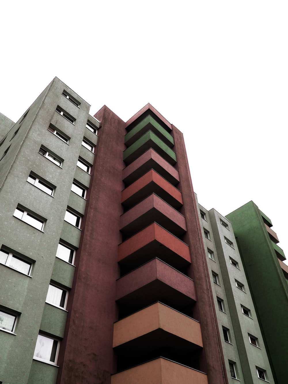 multicolored building during daytime