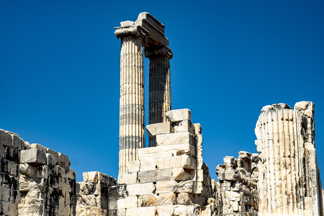 Apollo Temple in Didim - things to do in Didim