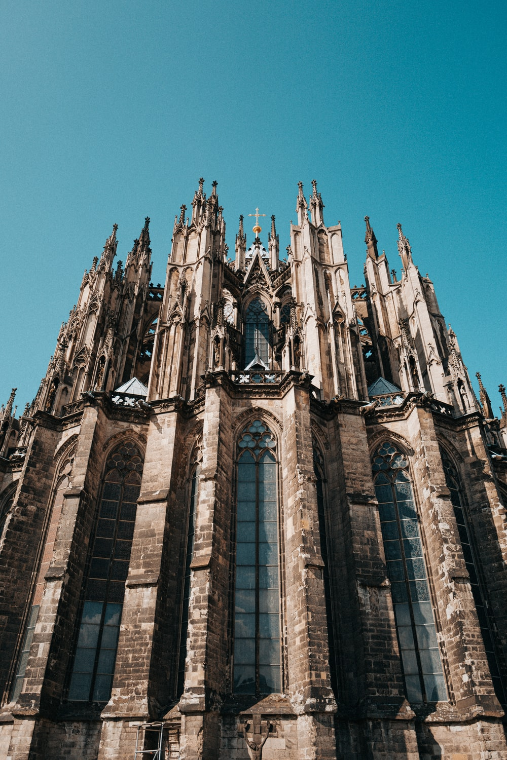 brown cathedral photography