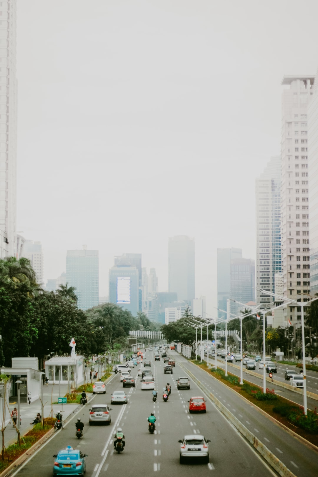 Indonesia is filled with the most iconic skyscrapers, but for me, Jakarta takes the top spot. Did you know that Jakarta is the most polluted city in the world ?