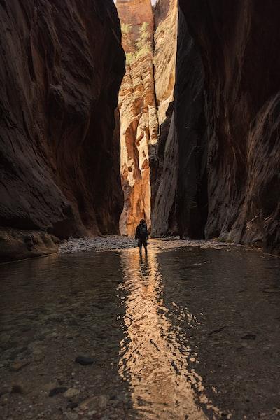 The Big Trip | Exploring The Narrows in Zion National Park - Explore more at explorehuper.com/the-big-trip