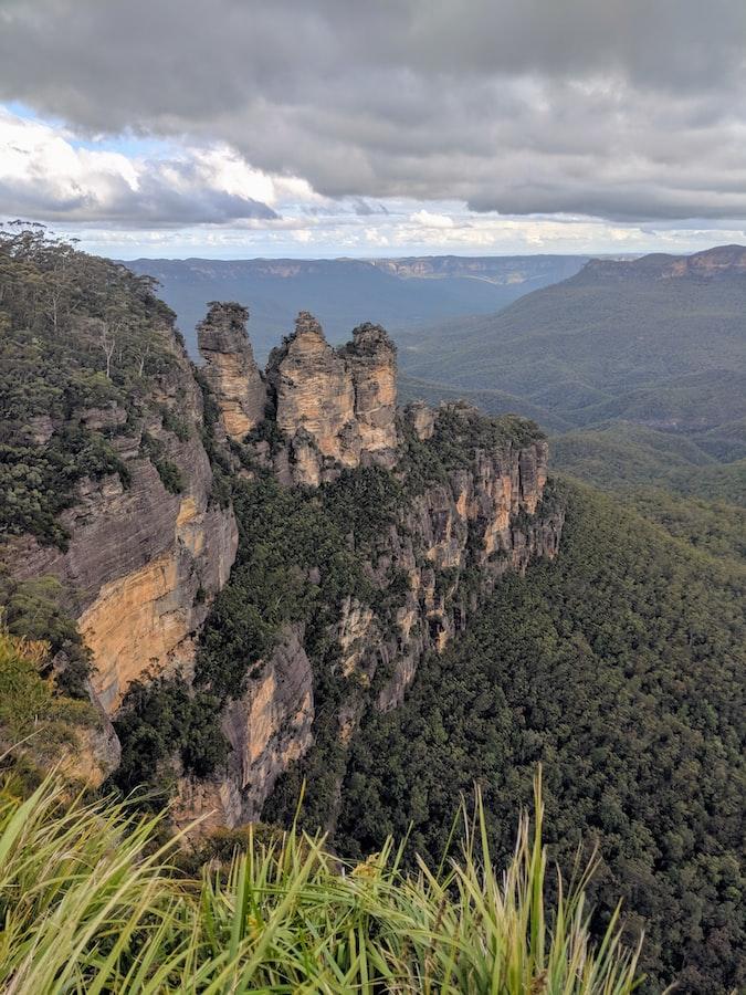 Three sisters, Australia