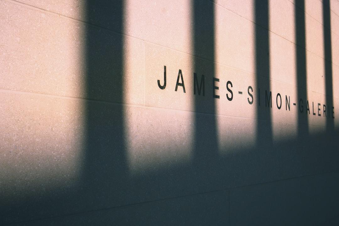 James-Simon-Galerie in Berlin, Deutschland.