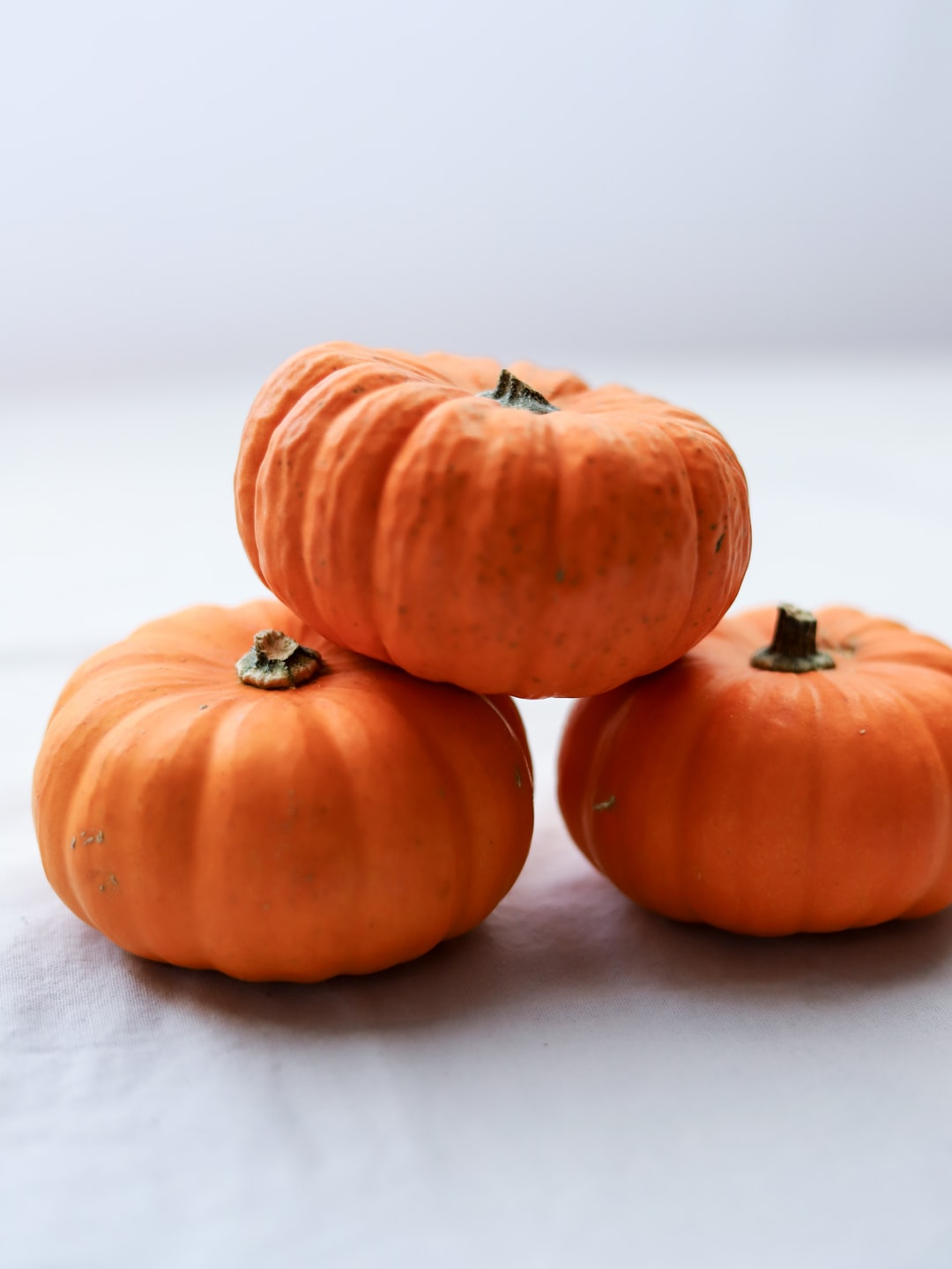 """I say """"September"""", I think - """"pumpkins"""". It's their season, as well as everything with pumpkin spice."""