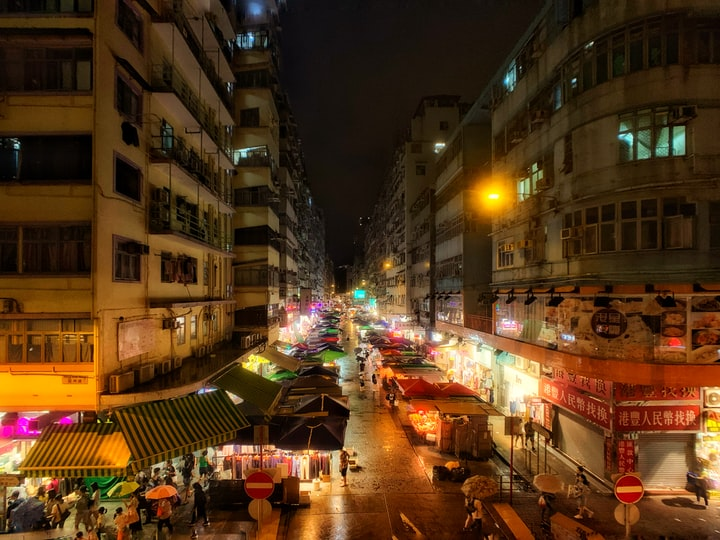 How to spend a day in Mongkok
