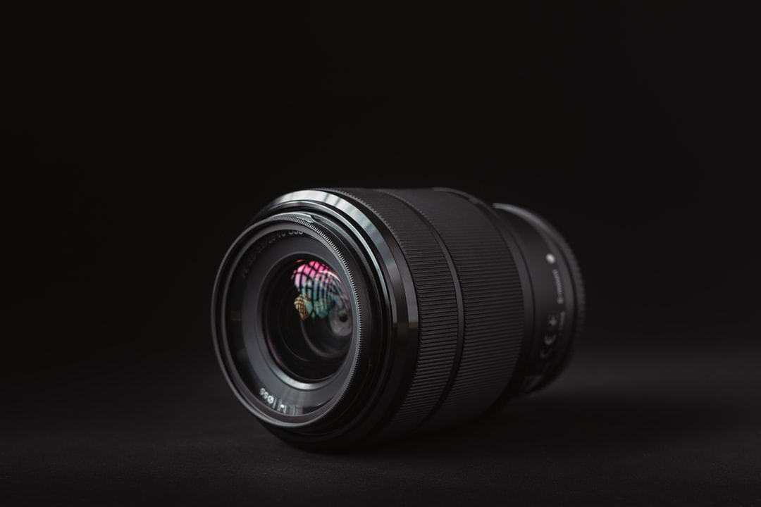 Black Dslr Camera Zoom Lens - unsplash