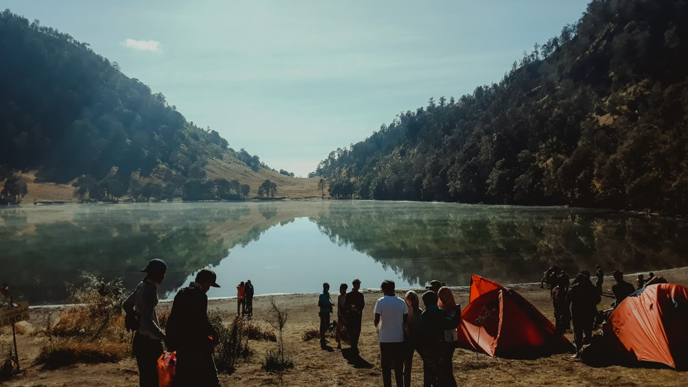 Ranu Kumbolo Indonesia Pictures Download Free Images On Unsplash
