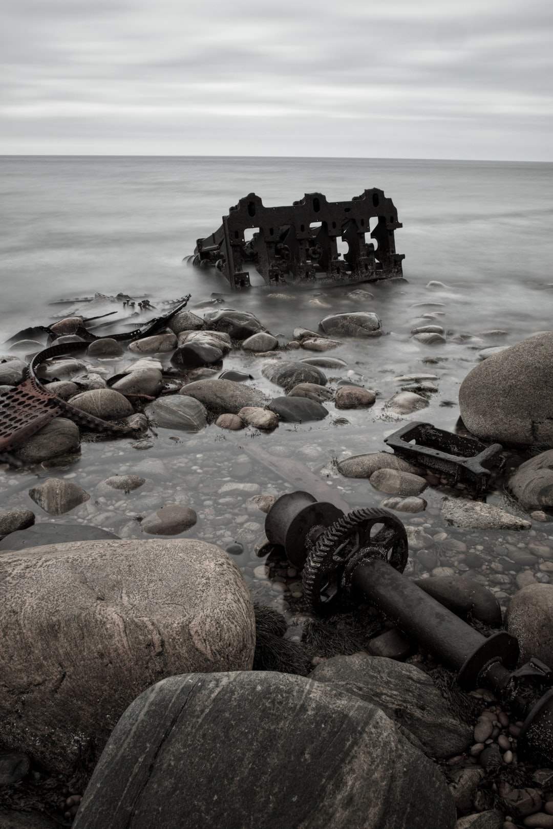 S.S. Ethie Shipwreck