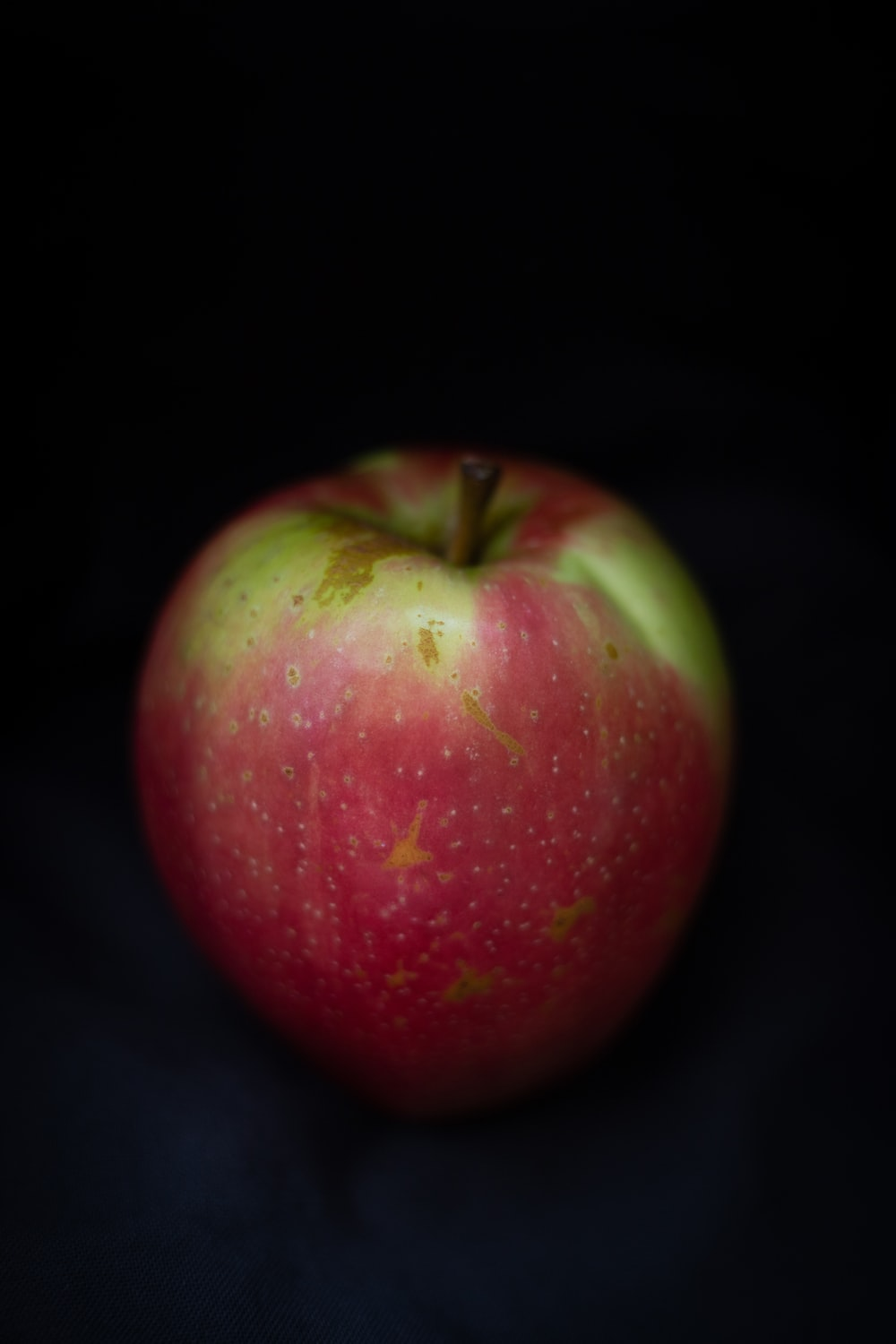 red and green apple fruit