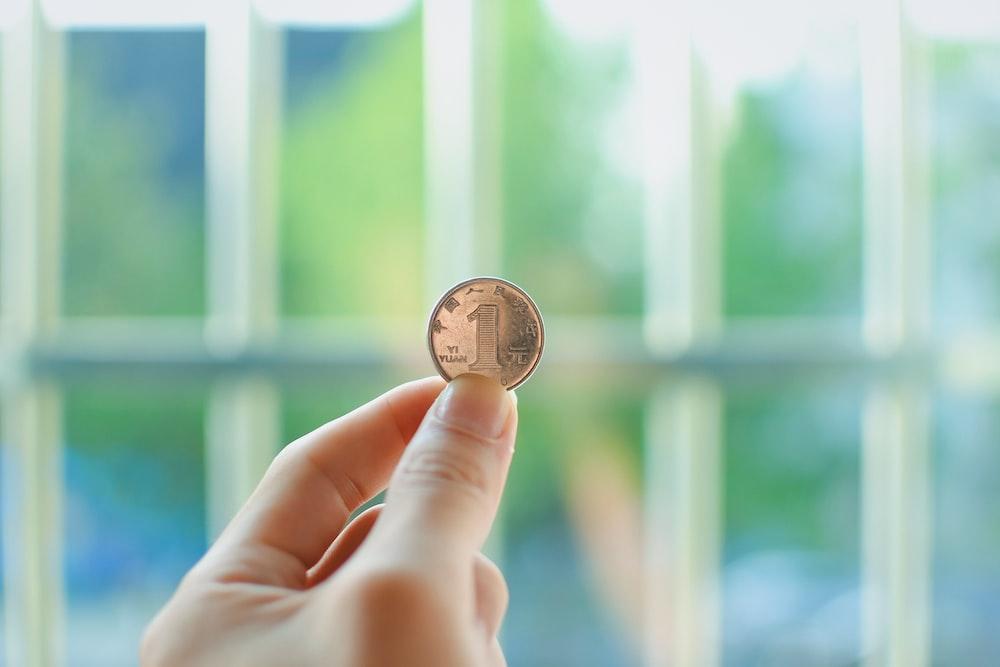 1 US dollar coin