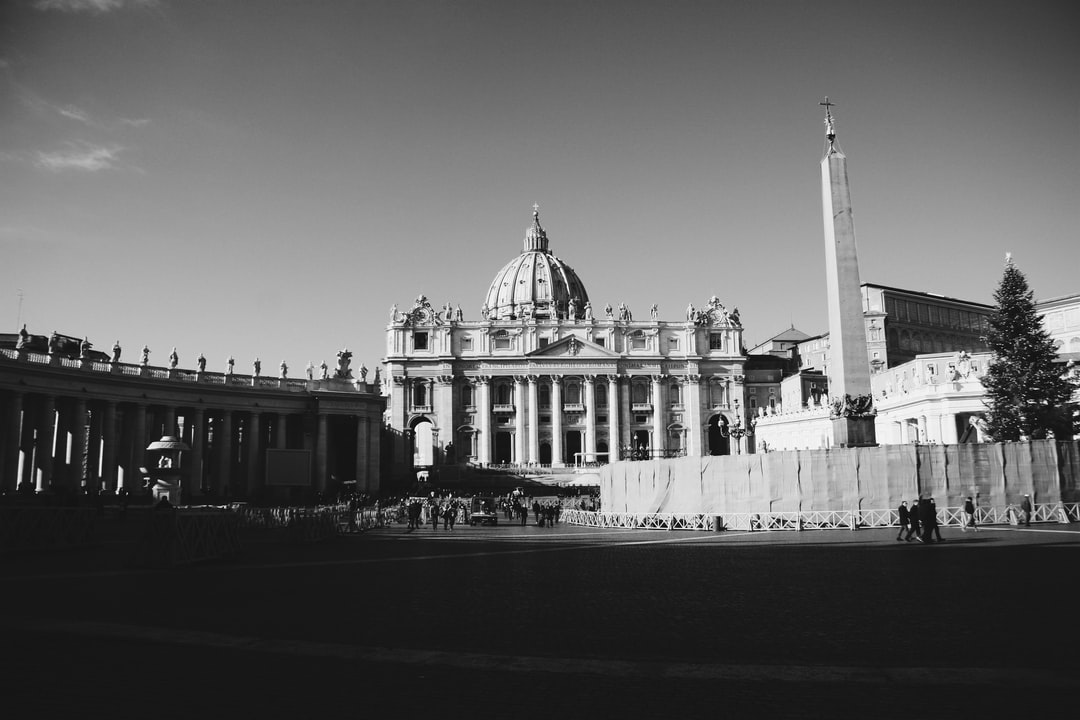The Papal Basilica of St. Peter in the Vatican