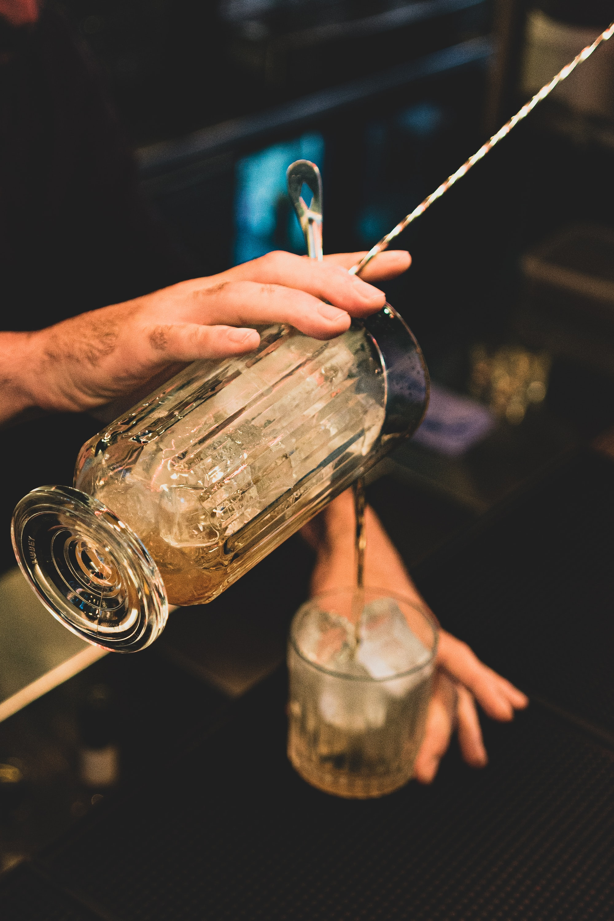 An Ingredient in Startup Mixology's cocktail