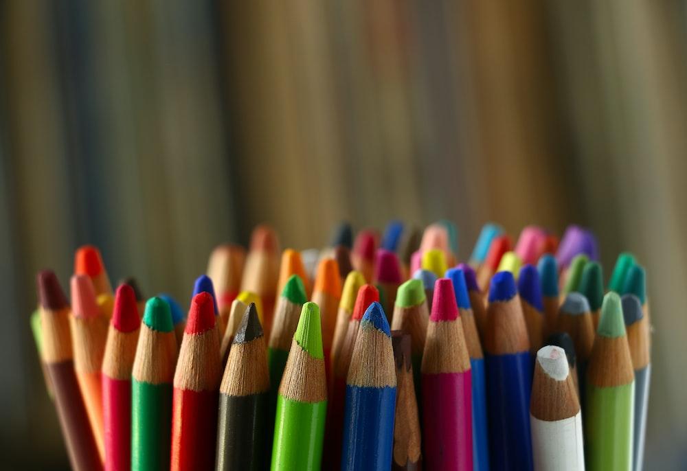 color pencil lot