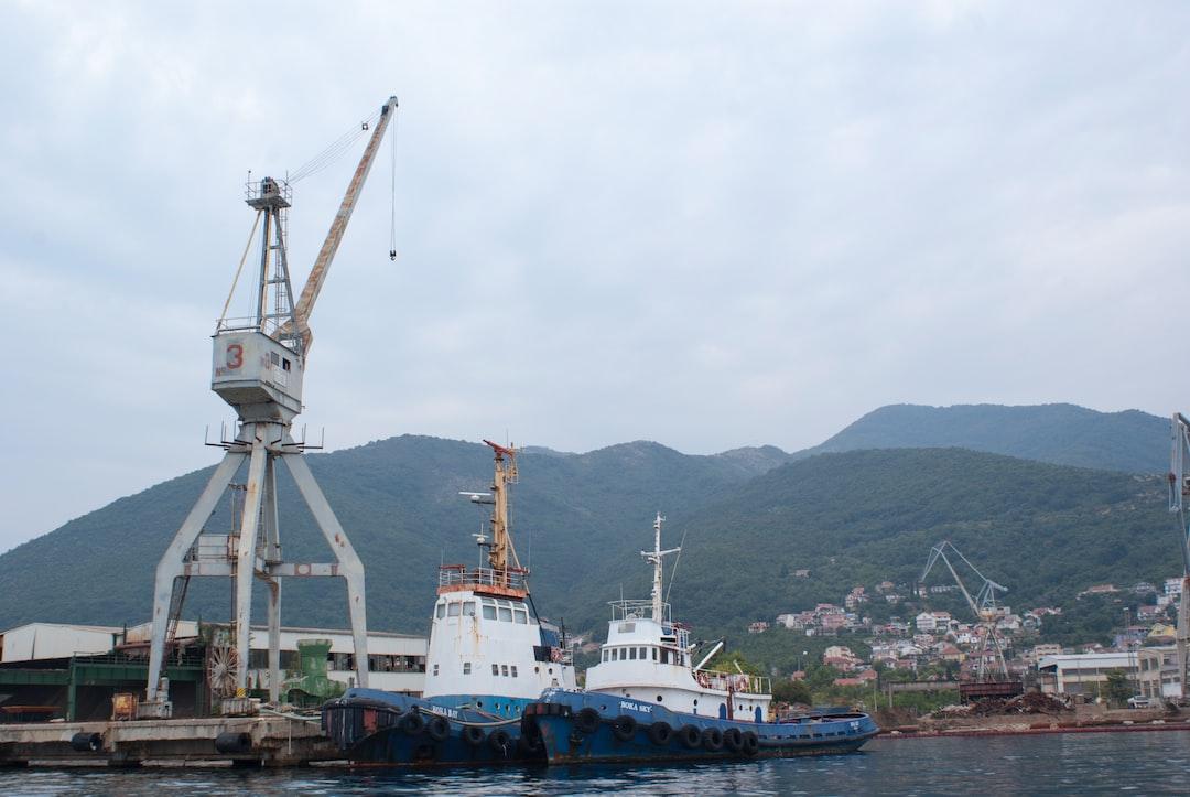 Tugboats Boka BAY & Boka SKY Adriatic shipyard Bijela