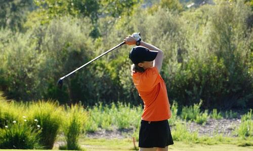 golf pickup line