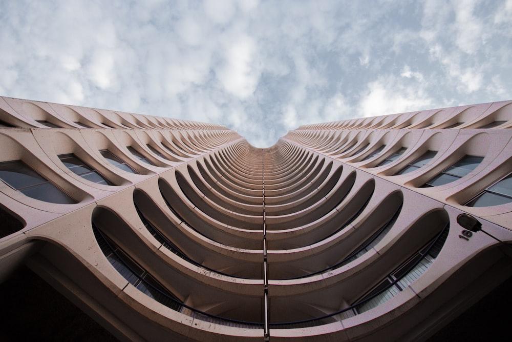 photo of beige building