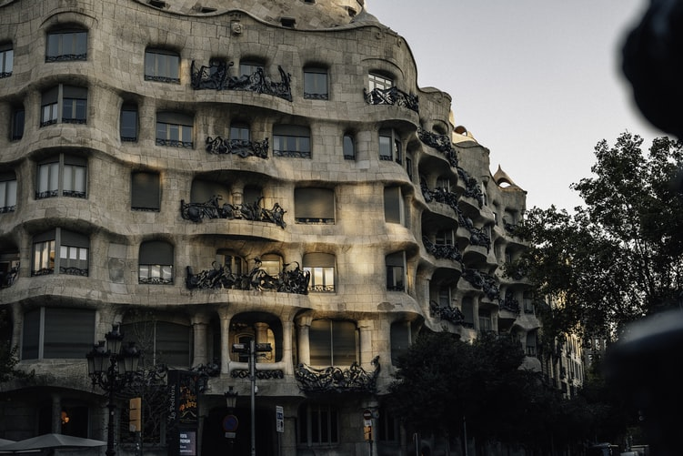 Casa Milà, Best place to visit in Barcelona
