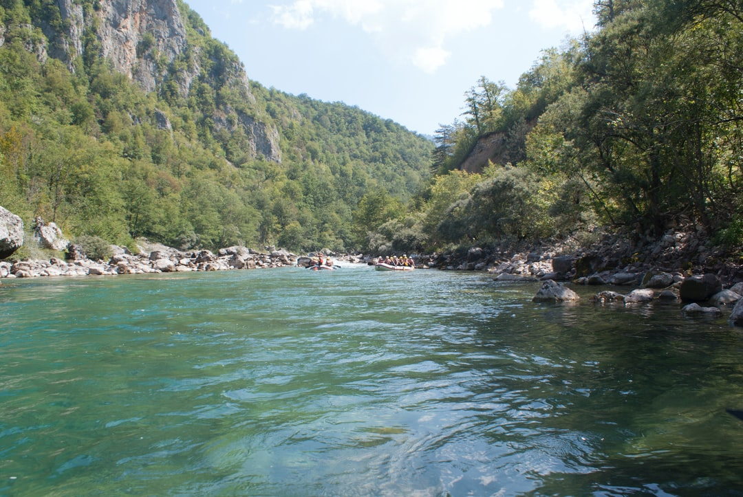 The canyon at its deepest is around 1,300 meters (4,300 feet) deep. These parameters make the Tara River Canyon one of the deepest river canyons in Europe.   https://en.wikipedia.org/wiki/Tara_River_Canyon